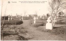 SAMBREVILLE - AUVELAIS (5060) : Cimetière Militaire-Tombes De 1268 Officiers Et Soldats Des 48e, 70e, 71e Et 2e Zouaves. - Sambreville