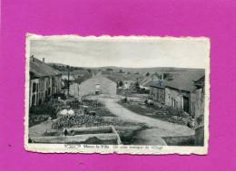 MUSSY LA VILLE   /  MUSSON /  ARDT  VIRTON     1950   UN COIN DU VILLAGE    CIRC OUI  EDIT - Musson