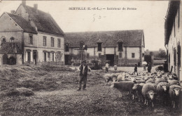 Serville - Intérieur De Ferme - Other Municipalities
