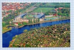 """BREME Stade """"Wesersadion"""" Allemagne - Soccer"""
