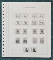 KABE-bicollect Of Vordruckblätter Bund 1967/69 Gebraucht, Neuwertig (Z120) - Album & Raccoglitori
