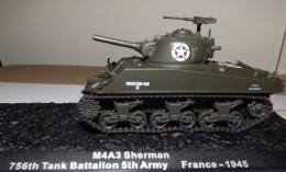 CARRO  M4A3 SHERMAN  US ARMY 1945 - Carri Armati