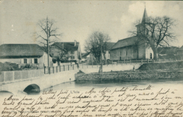 CH L'ISLE / Une Eglise, Vue Extérieure / - VD Vaud