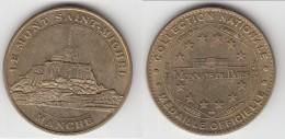 **** 50 - MANCHE - MONT SAINT-MICHEL 2003 B - MONNAIE DE PARIS **** EN ACHAT IMMEDIAT !!! - Monnaie De Paris