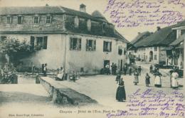 CH CHEYRES / Hôtel De L'Ecu, Haut Du Village / - FR Fribourg