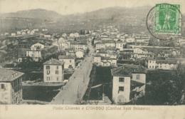 CH CHIASSO / Ponte Chiasso E Chiasso, Confine Italo Svizzero / - TI Tessin