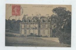 Avranches (50) :Le Château De Boffé Env 1905 (animé) PF. - Avranches