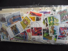 Germany Commemorative Mixture (duplicates, Mixed Condition) Of 1000 - Timbres