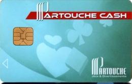 Partouche Cash : Casino Calais - Cartes De Casino