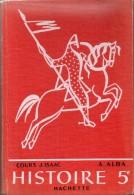Histoire 5éme Par André Alba - Cours Jules Isaac - Livres, BD, Revues