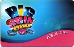 Big Spin : Ride & Win : Mexique - Casino Cards