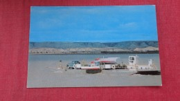 Ferry Used By Oil Field Workers  South Of Tioga ND  Ref  2171 - Postcards