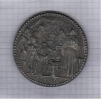 Germany 1917, Diet Of Worms 1521, Religium, A REFORMACIO 400 EVES JUBILEUMA'RA, A MI ISTENUNK EROS VAR - Allemagne