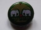 CAPSULE BIERE - CHANG - THAILANDE - 2 ELEPHANTS OPPOSES - Beer