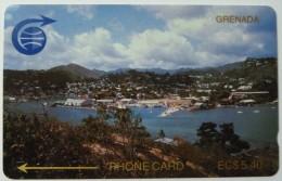 GRENADA - GPT - 2CGRA - $5.40 - St Georges - 1000ex - Mint - Grenada