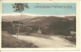 49529     Champagnat Le Jeune   Le Pic De Combeniers - Altri Comuni