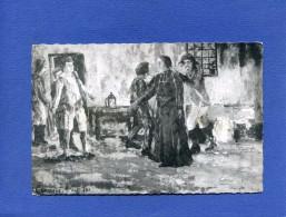 49 - LOUROUX BECONNAIS - Arrestation Du Prêtre Noël PINOT En 1794 - Curé Réfractaire ?  Maine Et Loire - France