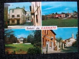 CASNATE CON BERNATE (COMO) SALUTI DA - Como