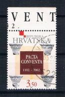 Kroatien 2002 Mi.Nr. 632 Gestempelt - Kroatien