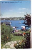 Bermuda: View From Waterloo House - Bermuda