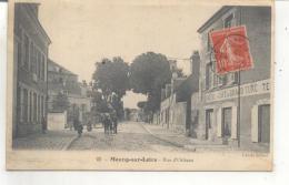 22. Meung Sur Loire, Rue D'Orléans - Non Classés