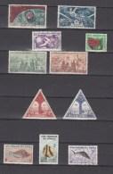 Cote Francais Des Somalis,11V,small Lot,MH/Ongebruikt,Used/Gestempeld(C019) - Postzegels