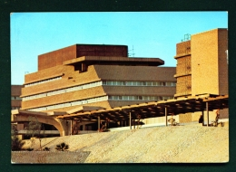 SAUDI ARABIA  -  Riyadh  Conference Centre  Used Postcard As Scans - Saudi Arabia