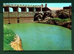SAUDI ARABIA  -  Taif  Akrama Dam  Used Postcard As Scans - Saudi Arabia