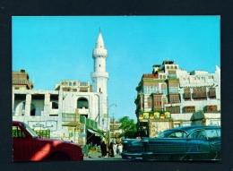 SAUDI ARABIA  -  Jeddah  Old City  Used Postcard As Scans - Saudi Arabia