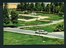 SAUDI ARABIA  -  Riyadh  College Of Agriculture  Used Postcard As Scans - Saudi Arabia