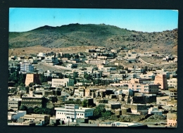 SAUDI ARABIA  -  Abha  Used Postcard As Scans - Saudi Arabia