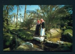 SAUDI ARABIA  -  Al-Hassa  Used Postcard As Scans - Saudi Arabia