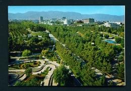 IRAN  -  Teheran  Sai Park  Unused Postcard - Iran