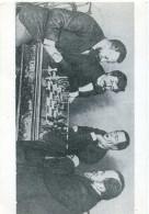 CHess Scach Ajedres Yugoslavia Tchigorin Lasker Stejnitz Pillsberry - Postcards