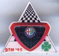 Pin´s Voiture Automobile  Alfa Roméo DTM 95 - Alfa Romeo