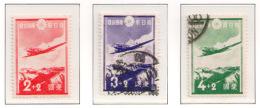 JAPAN 1937 - Set Used
