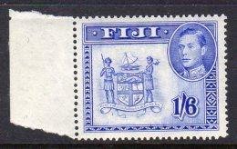 FIJI - 1938-1955 KGVI ONE SHILLING & SIX PENCE 1950 DEFINITIVE P14 MNH ** SG 263a - Fiji (...-1970)