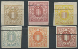 1466 - NEUCHÂTEL - Fiskalmarken - Fiscaux