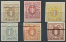 1466 - NEUCHÂTEL - Fiskalmarken