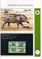 2000 - GIBUTI - REP. DJIBOUTI -  Mi. Nr. 678/681 - NH -  (CAT 2016 WWF) - Gibuti (1977-...)