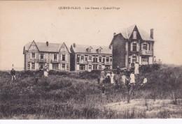 Quend Plage, Somme  - Lot De 4 CP  Non Circulé, Dos Divisé - Quend