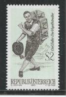 Austria 1970. Scott #874 (MNH) Operettas: The Bird Seller, By Carl Zeller * - 1945-.... 2a Repubblica
