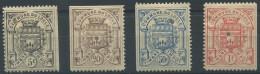 1475 - LOCLE - Fiskalmarken - Fiscaux