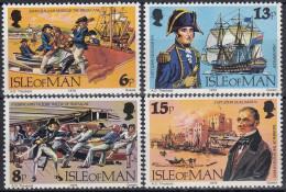 Isla De Man 1979 Nº145/48 Nuevo - Isla De Man