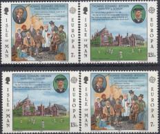 Isla De Man 1980 Nº157/58 Nuevo - Isla De Man