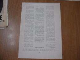 STAMPA I BERSAGLIERI SCHIZZO DEL PITTORE CAMMARANO GE.AUGUSO VACANI ATTILIO ZINCONE UMBERTO VIANELLI - Documents Historiques