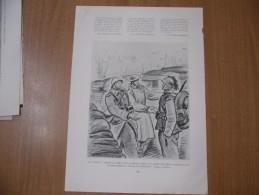STAMPA I BERSAGLIERI GLI ALLEATI GENERALE FERRUCCIO OGGIONI ALBERTO ANGIOLINI AGNESI AMBROGIO - Documents Historiques