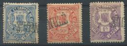 1480 - GENÈVE - Fiskalmarken