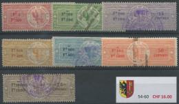 1484 - GENÈVE - Fiskalmarken - Steuermarken