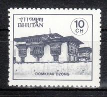 Bhutan 1984**, Freimarken: Klöster / Bhutan 1984, MNH, Definitives: Monasteries - Bhutan